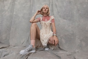 Арвида Бистрём снялась  в кампании adidas Originals