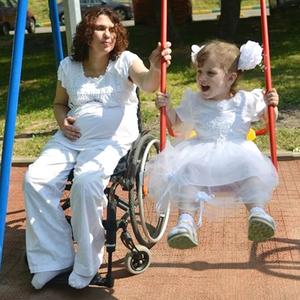 «В вашем положении лучше аборт»: Матери с инвалидностью о своей беременности