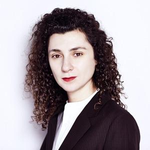 Елена Стафьева, журналист