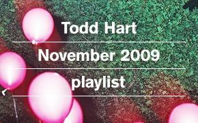 Плейлист: Todd Hart