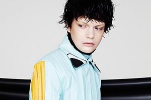 Плиссе и плетение из цветной кожи Martina Spetlova