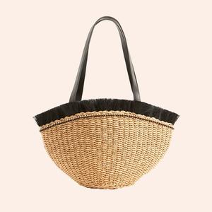 Плетёные сумки для города: От простых до роскошных