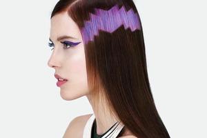 Пиксели – новый тренд  в окрашивании волос