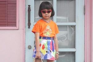 На кого подписаться: Шестилетняя модница из Токио Коко