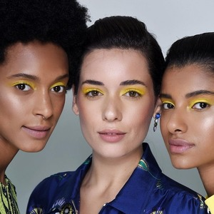 Берём на вооружение: Самые заметные макияжи Нью-Йоркской недели моды