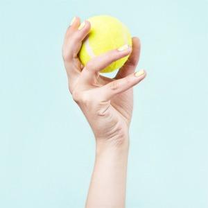 Нейл-арт недели: Теннисный мяч