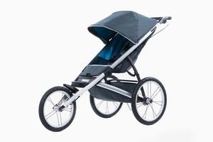 Детская коляска для бега  с ребёнком Thule Glide