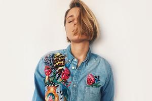 На кого подписаться: Лиза Смирнова и её сказочные вышивки