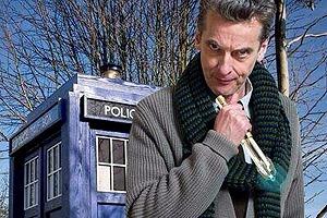 Новым Доктором Кто  стал Питер Капальди