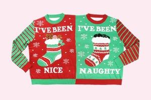 Королевскую семью  одели в «уродливые»  рождественские свитера