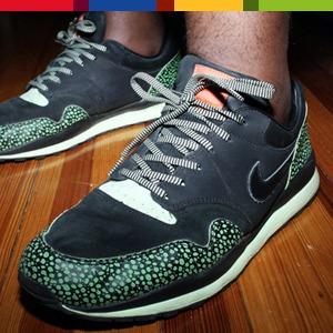 Сникерхед из Нью-Йорка: Крис Грейвс о своей коллекции кроссовок