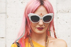 Других посмотреть и себя показать: Неделя моды в Нью-Йорке