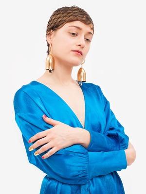 Дизайнер Надежда Одинаева о любимых нарядах
