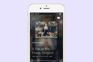 В закладки: Приложение Smartify — «Shazam для картин»