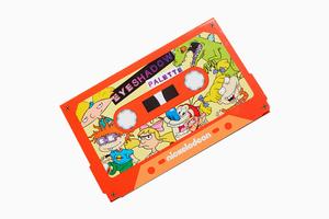 Ностальгическая палетка теней Nickelodeon Eyeshadow Palette