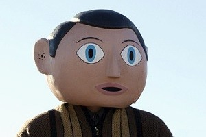 Неузнаваемый Фассбендер в трейлере «Фрэнка»