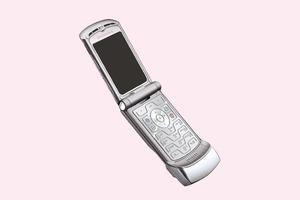 Motorola снова выпустят  Ту Самую Раскладушку  Razr V3