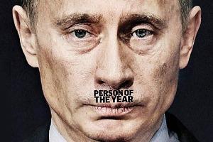 ЛГБТ-журнал выбрал Владимира Путина человеком года