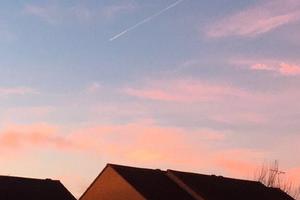 На кого подписаться: Инстаграм King Krule с фотографиями неба