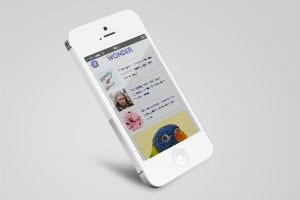У Wonderzine появилась мобильная версия