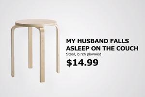 Товары IKEA назвали в честь популярных запросов  в Google