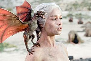 Ученые подарили девочке дракона