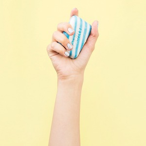 Нейл-арт недели:  Ностальгическое  мыло Duru