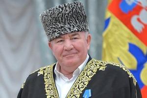 «Сексистом года» назван муфтий Карачаево-Черкесии Исмаил Бердиев