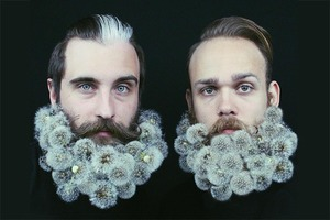 На кого подписаться: Весёлый инстаграм  о бороде и дружбе