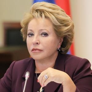 Валентина Матвиенко и ещё четыре женщины русской дипломатии