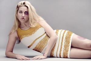 Платье-мем появилось  в мощной социальной кампании