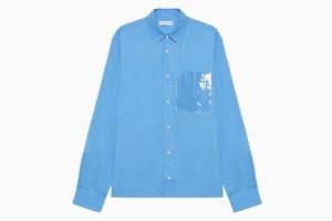 Классическая рубашка Gosha Rubchinskiy с интересной деталью