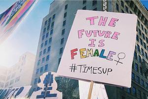 В США прошёл второй «Женский марш»