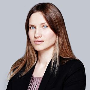 Анна Пчелкина,  издатель журналов  AD и Tatler