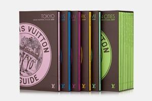 Louis Vuitton выпустит обновленные гиды по 15 городам