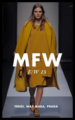 Неделя моды в Милане:  День 2