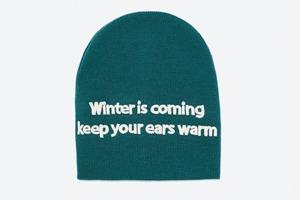 Актуальная шапка Winter is Coming