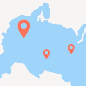 Москва — Владивосток  на поезде за 27 дней