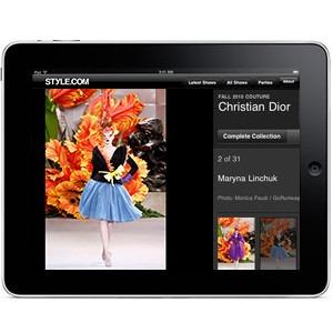 10 fashion-приложений для iPad