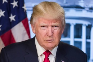 Дональд Трамп ошибся  в твиттере и породил новый мем