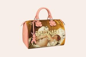 Джефф Кунс создал коллекцию сумок для Louis Vuitton