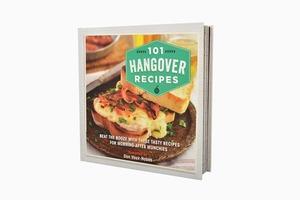 Книга похмельных рецептов для дней, когда тяжеловато