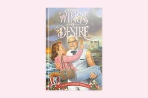 KFC выпустили любовный роман про полковника Сандерса