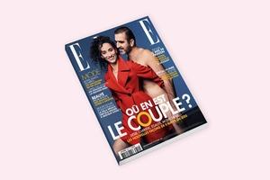 Футболист Эрик Кантона разделся для обложки французского ELLE