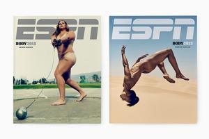 Известные спортсмены рассказали о любви к своему телу
