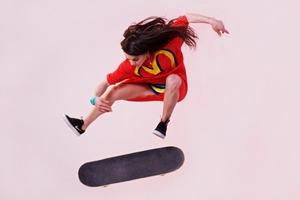 Катя Шенгелия станет первой российской участницей X Games