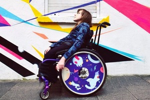 На кого подписаться: Диски для кресел-колясок Izzy Wheels
