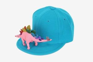Бейсболка Piers Atkinson  с розовым динозавром