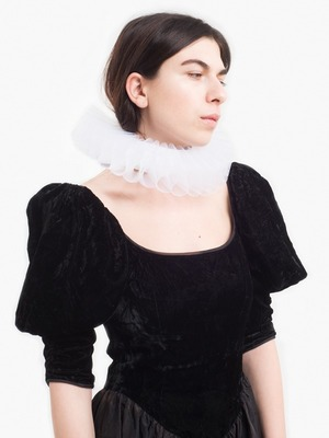 Создательница салона винтажа Наталина Бонапарт о любимых нарядах