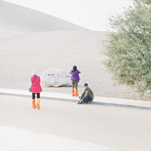 «Познавая мир»: Туристы  в китайской пустыне